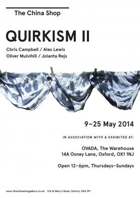 Quirkism Poster