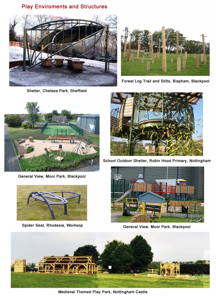 Play Environment and Structures